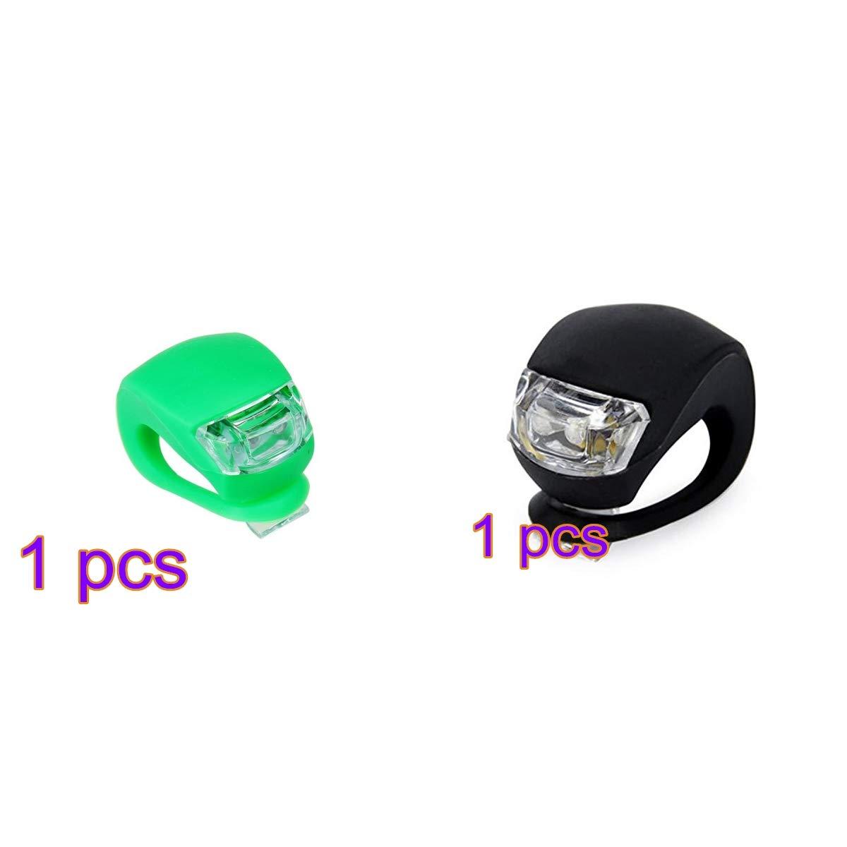 Flyyfree H-vuality-C Mini LED Silikonleuchte 2er Set