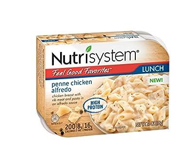 Nutrisystem Feel Good Favorites Penne Chicken Alfredo Limited TIME ONLY Promotion