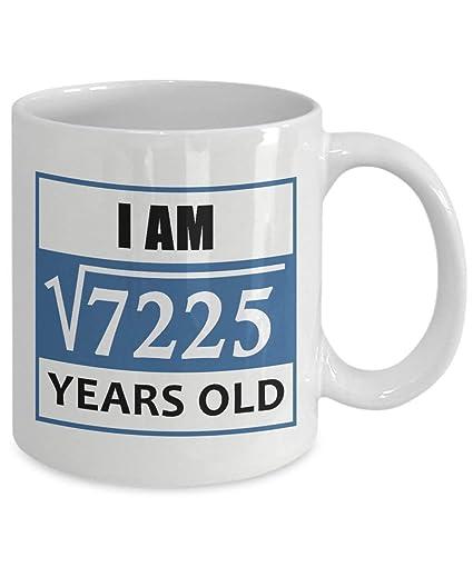 Funny 85th Birthday Mugs For Dad 11 OZ