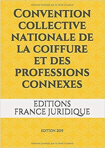Convention Collective Nationale De La Coiffure Et Des