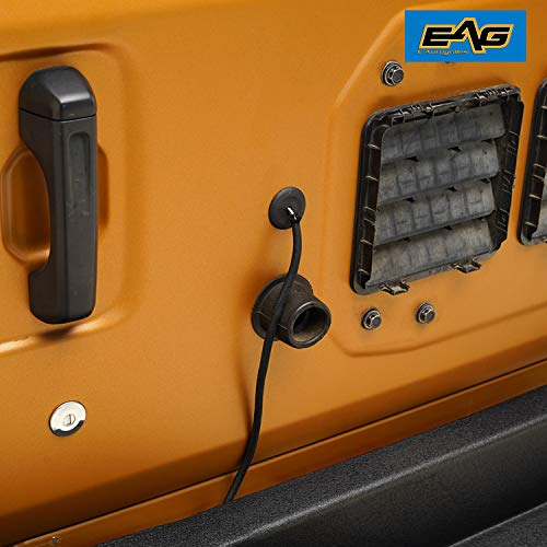 - EAG 11' Extension Harness for Backup Camera and Third Brake Light Fit for 2018-2019 Jeep Wrangler JL
