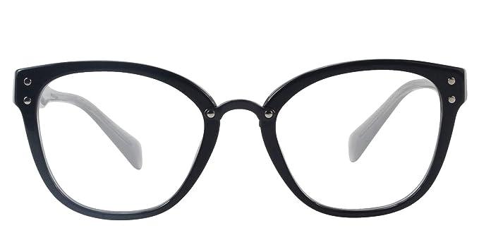 4127a7fc046 Miu Miu SORBET EVOLUTION VMU04Q BLACK women Eyewear Frames  Amazon.co.uk   Clothing