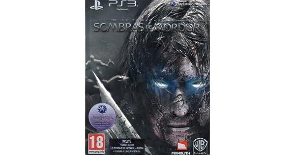 La Tierra Media, Sombras de Mordor (ps3) caja metálica: Amazon.es ...