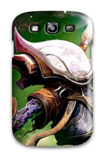 Premium Durable Shadow Priest Fashion Tpu Galaxy S3 Protective Case Cover