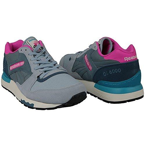 6000 Reebok Color Grey Gl Multicolore Gris Bd1579 Out Femme blue 001 Baskets ggxpwaq5