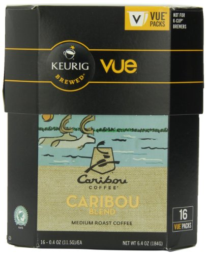 16 Count Caribou Coffee Brewers
