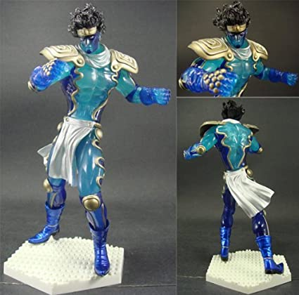 JoJo's Bizarre Adventure: DX Collection Stand Figure - Star Platinum Clear  Ver
