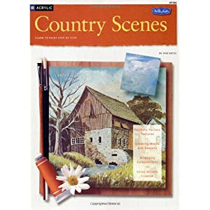 Acrylic: Country Scenes (HT186)