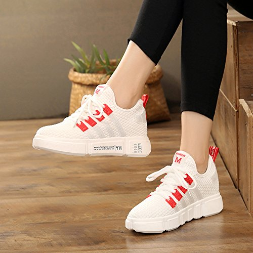 Women White Autumn Sports Student KPHY In Thirty Women'S Shoes Wear Shoes Shoes Autumn White Seven And P8qIwZv