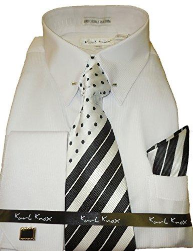 collar bar shirt - 3