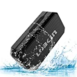 Lobkin Outdoor Bluetooth Speaker,Portable Wireless Speaker, Waterproof, Dustproof, Shockproof for Indoor and Outdoor Activities - Shower, Pool, Beach, Car, Home