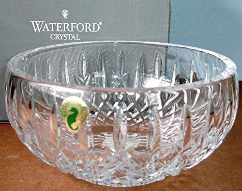 (Waterford Araglin Crystal Bowl 7 Inch New In Box)