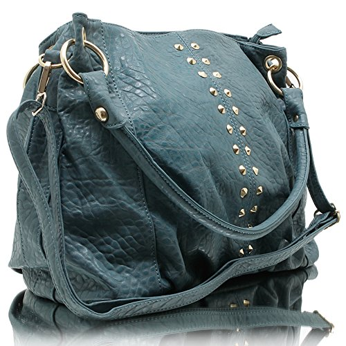 a Jones Jennifer Blau mano Borsa 3979 donna 8AxqZBw1x