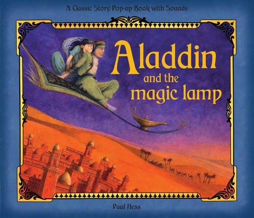 Aladdin and the Magic Lamp Paul Hess