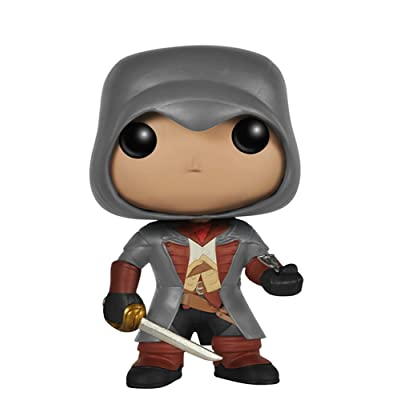 Funko POP Games: Assassins Creed Unity - Arno: Funko Pop! Games:: Toys & Games