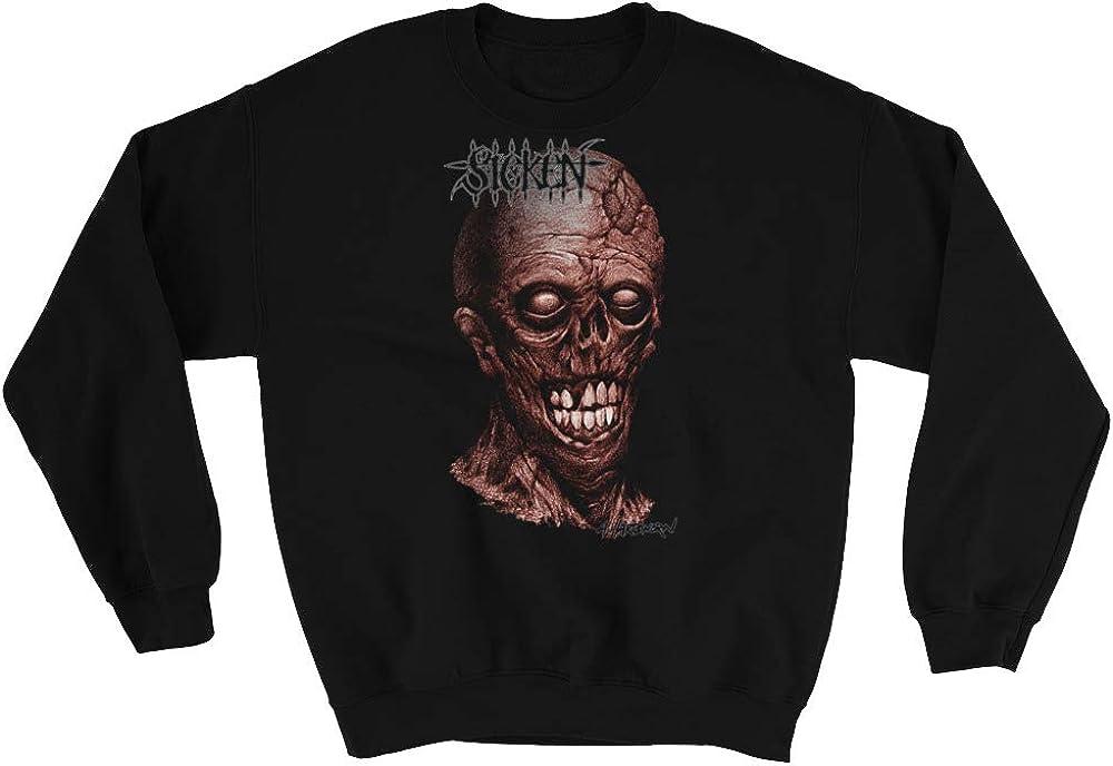 Sugar Free Unisex Sweatshirt Black