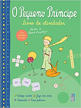 O Pequeno Príncipe - Livro de Atividades: Vários Autores