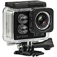 SJCAM SJ7 STAR 4K 12MP 2 Touch Screen Metal Body Gyro Waterproof Sports Action Camera BLACK