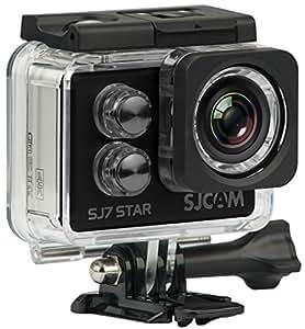 "SJCAM SJ7 STAR 4K 12MP 2"" Touch Screen Metal Body Gyro Waterproof Sports Action Camera BLACK"