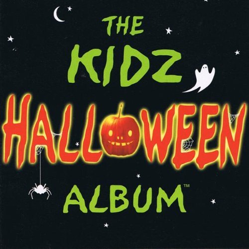 The Kidz Halloween Party Album by the Scary Gang