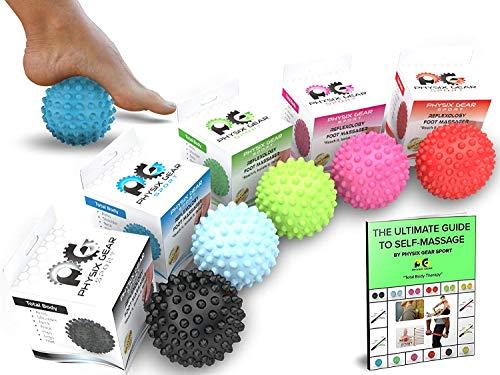 Physix Gear Massage Balls