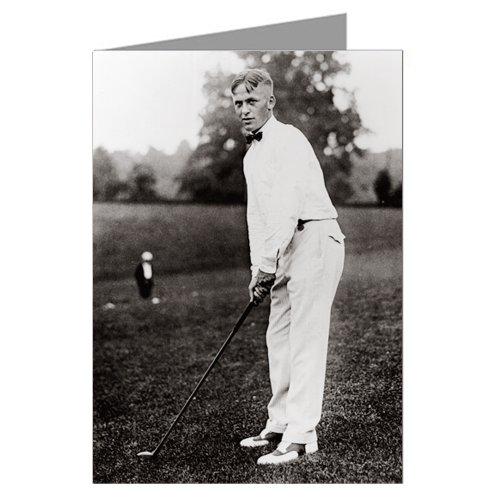- Bobby Jones Mr Grand Slam of Golf 12 Note Cards