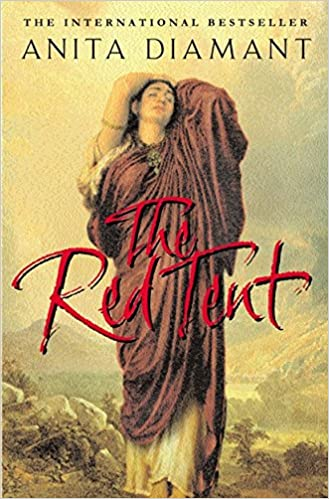 Image result for the red tent book cover