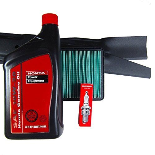 Series Filter Maintenance Kit Oil - Honda HRR216 Series Tune-Up Kit (Serial Range MZCG-6000001 to MZCG-7999999)