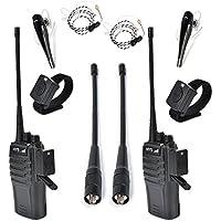 HYS TC-P10W 10W VHF Two Way Radio 2M 136-174 MHz 16CH VOX Scrambler Ham radio, Wireless Bluetooth Earphone and Wire Air Tube Earpiece