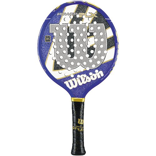 Amazon.com : Wilson 11 Power BLX Platform Paddle : Platform Tennis Paddles : Sports & Outdoors