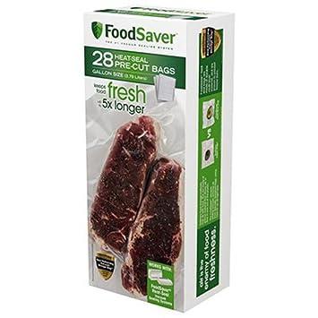 Review FoodSaver 1-Gallon Precut Vacuum