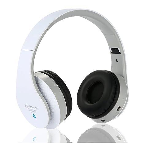 Andoer STN-12 Stereo cuffie Bluetooth 4-in-1 multi funzionale Filo sfigati Stereo  Bluetooth 3 ... 5bb5f7cdb3fb