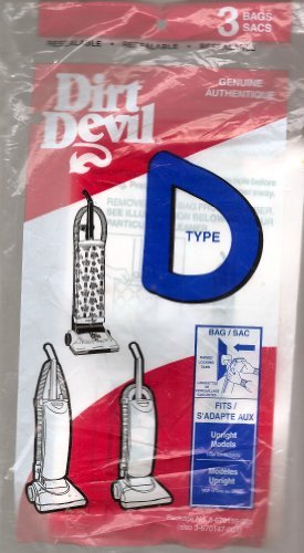 Dirt Devil D bag