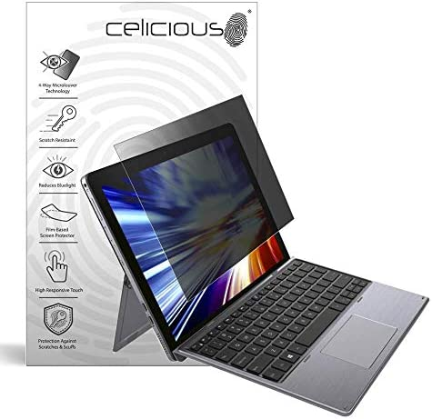 Celicious Privacy Plus 4-Way Anti-Spy Filter Screen Protector Film Compatible with Acer Spin 3 SP314-51