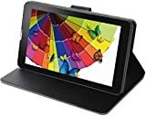 【2G/3G Calling】iRola DX760 7 INCH [Android 5.1] HD Tablet PC- 8GB Storage, 1024x600, Dual Camera, Dual Sim Slots, WiFi/Bluetooth, TF Card Slot/Micro USB/Built in Speaker/Microphone & FREE ACCESSORIES