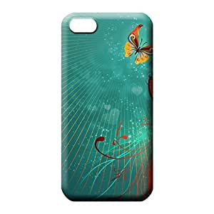 MMZ DIY PHONE CASEiphone 6 4.7 inch Excellent Fitted High-definition Protective cell phone carrying shells butterfly love heart