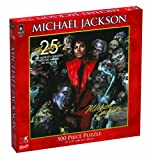 BePuzzled Michael Jackson Thriller 25th Anniversary Edition 500-Piece Puzzle