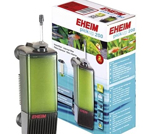 Eheim Pickup 200 Acuario Filtro Interior 600 L/h hasta 200L Acuarios Esponja Filtro: Amazon.es: Productos para mascotas
