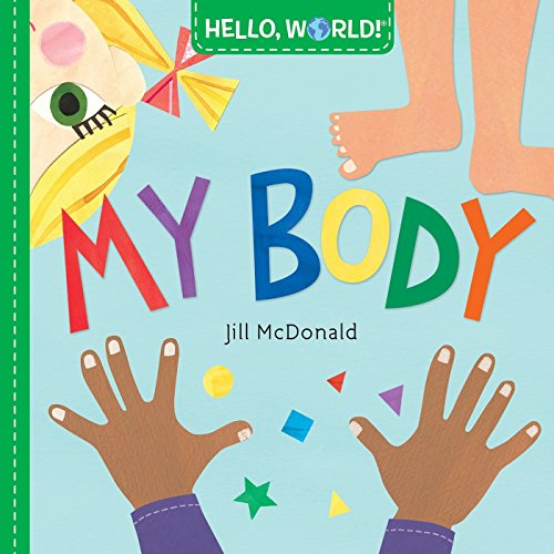 body part board books - 1