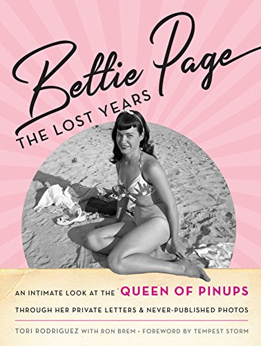 White Betty Shoes Adult - Bettie Page: The Lost Years: An