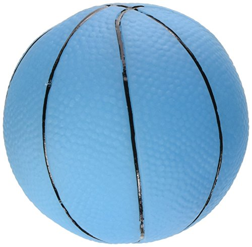 Spot Rubber Balls (Ethical Vinyl Basketball Dog Toy, 3-Inch, Assorted Colors)
