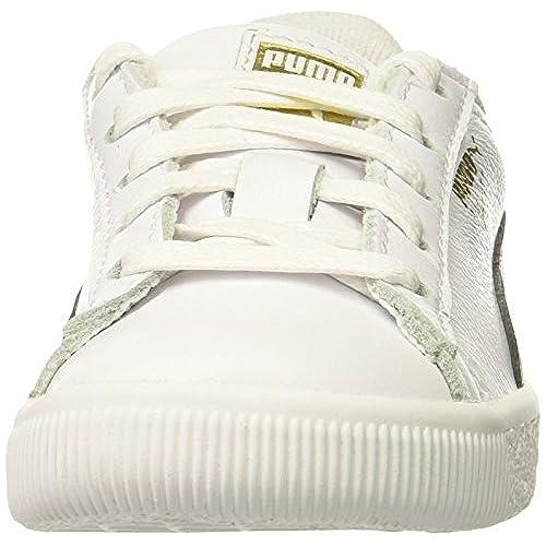 PUMA Kids  Clyde Core L Foil Sneaker  5WefJ0908433  -  25.99 1785e7596