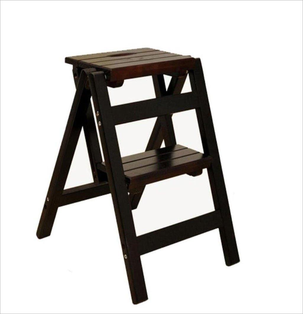 amazon com dyfymx stylish stool multi function wooden stairs rh amazon com make small wooden stairs small wooden dog stairs