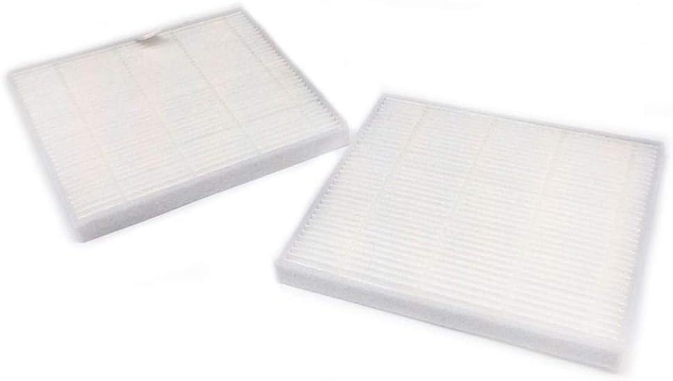 FloralLive Establece 1//5 HEPA Esponja filtros de Repuesto para la Parte Ilife V8 V8 X750 X800 X785 A7 V80 Aspirador