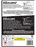 The Equalizer 1 & 2 [DVD] [2018]