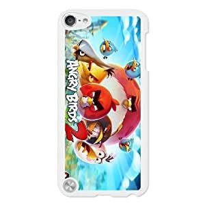 The best gift for Halloween and Christmas iPod 5 Case White The Flock Angry Birds 2 RPR1731568