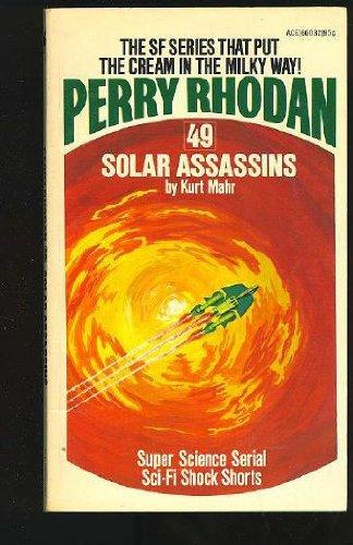 Perry Rhodan English Book Series