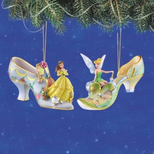 Tinker Bell Figurine Shoe Ornaments