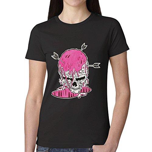 Lincoln Durham Revelations Of A Mind Unravelling Women T-Shirt Black Revelation Sleeveless Shirt