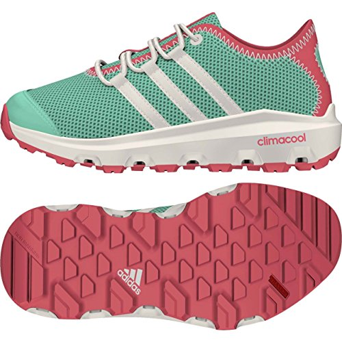 adidas Terrex CC Voyager K, Zapatos de Senderismo Unisex Niños, Verde (Versen/Blatiz/Rostac), 38 EU